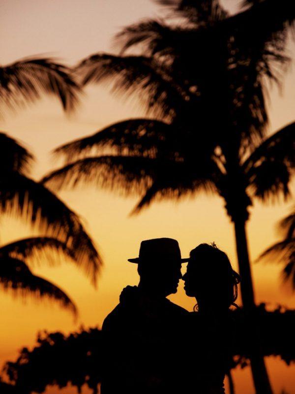 sesion fotografia boda novios pareja hilton puntarenas costa rica atardecer