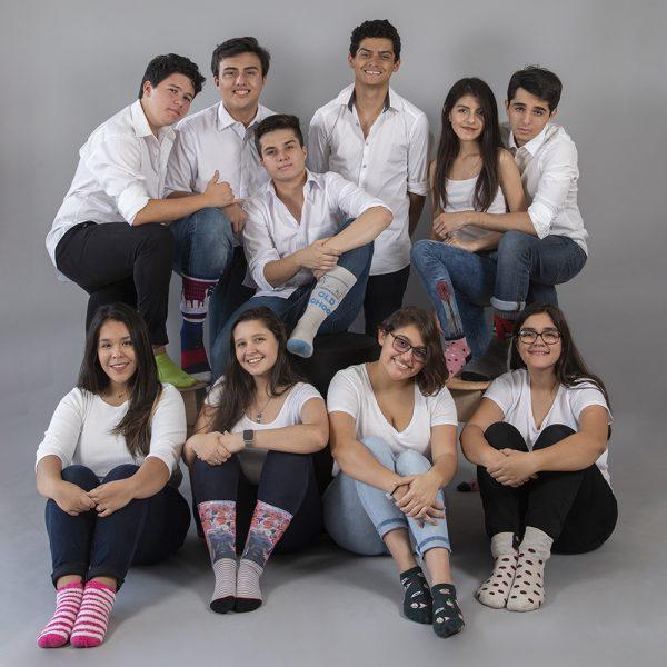 foto grupal kinder IPICIM centro educativo