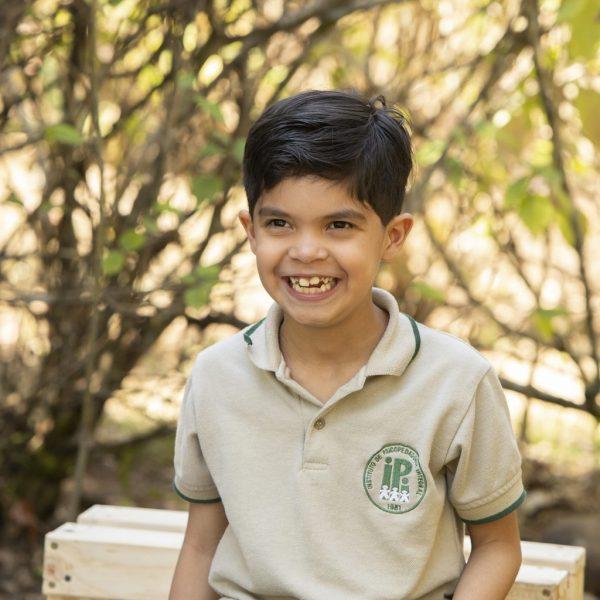 foto niño escolar ipicim cuarto año