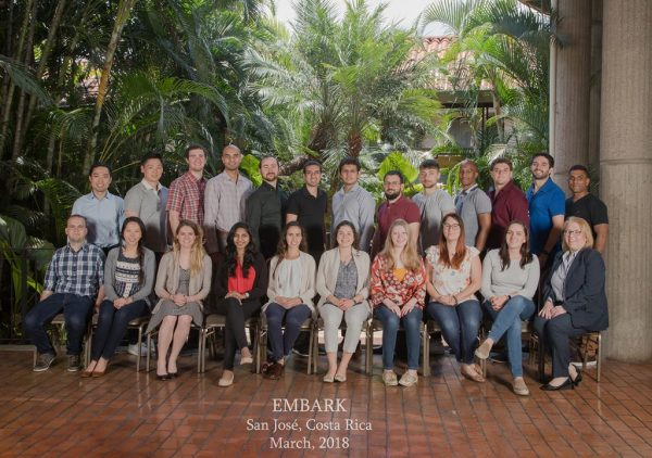 evento corporativo sesion fotografica grupo embark costa rica