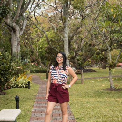 sesion fotografica quinceañera costa rica