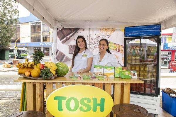 evento corporativo tosh san jose salud
