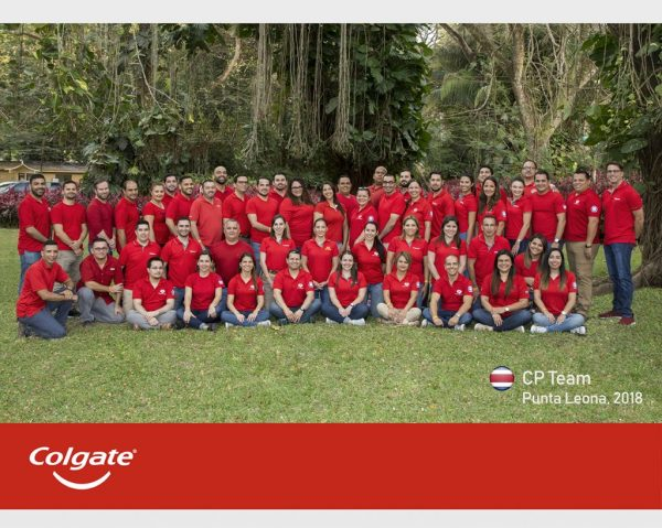 evento corporativo colgate costa rica