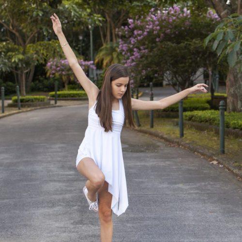 foto baile colegio escolar estudiante san jose parque españa sesion