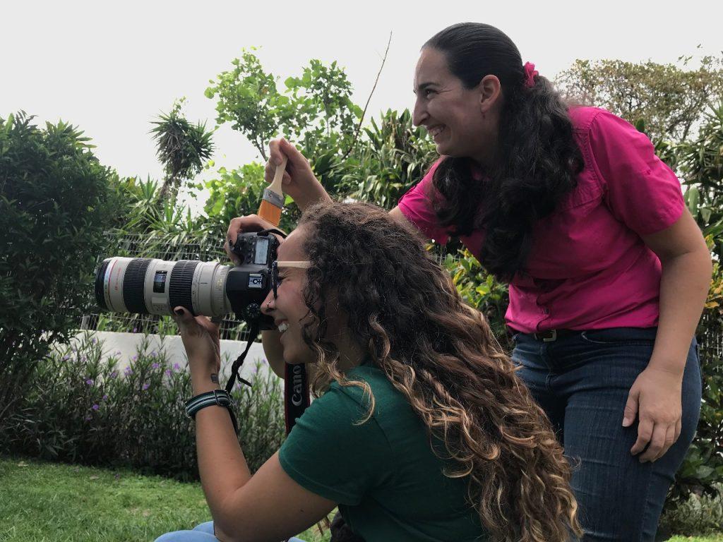 Sesion de Fotografias con Niños
