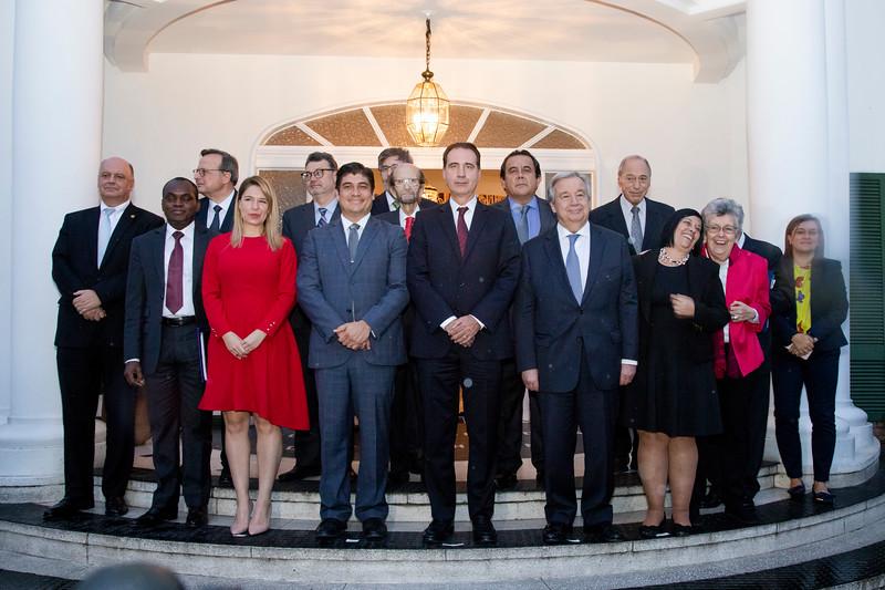 40 aniversario de la Corte Interamericana de Derechos Humanos, San Jose, Costa Rica