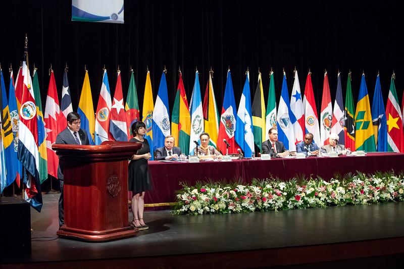 Cobertura fotografica de eventos 40 aniversario de la Corte Interamericana de Derechos Humanos