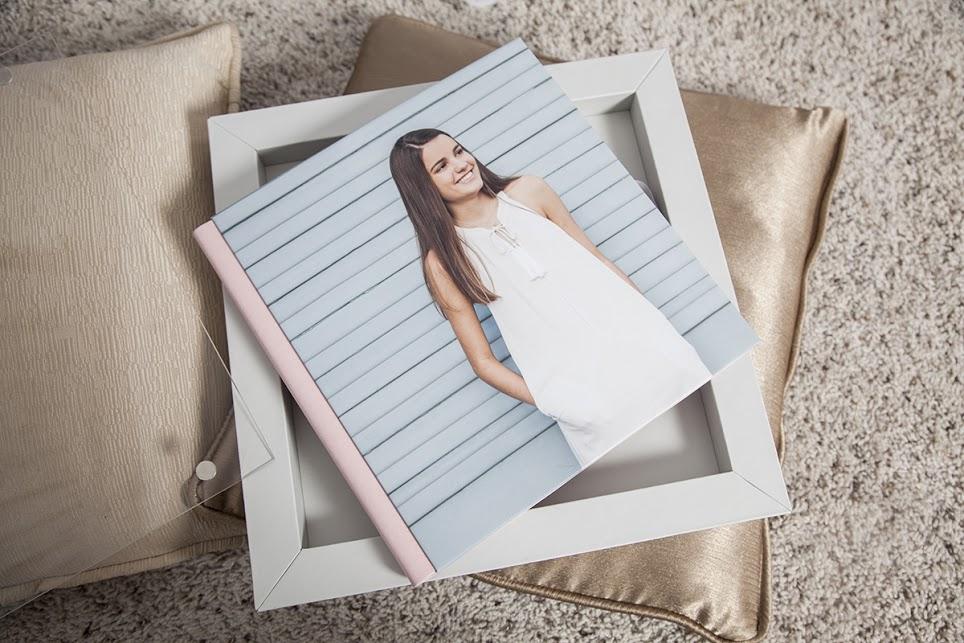 Fotografía de álbum fotográfico para consejos fotográficos