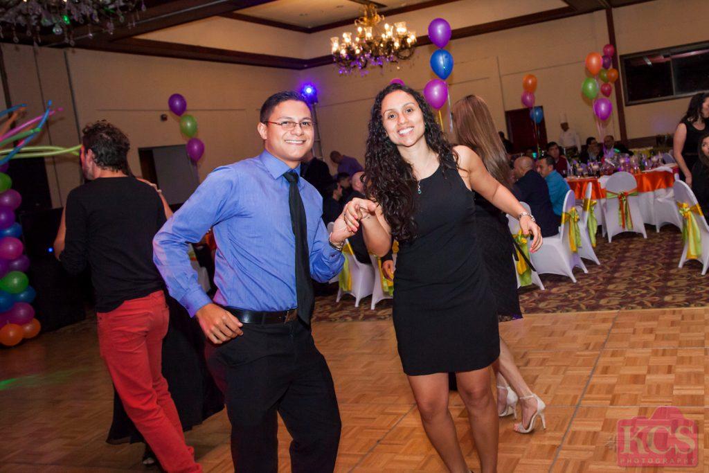 couple on dance floor