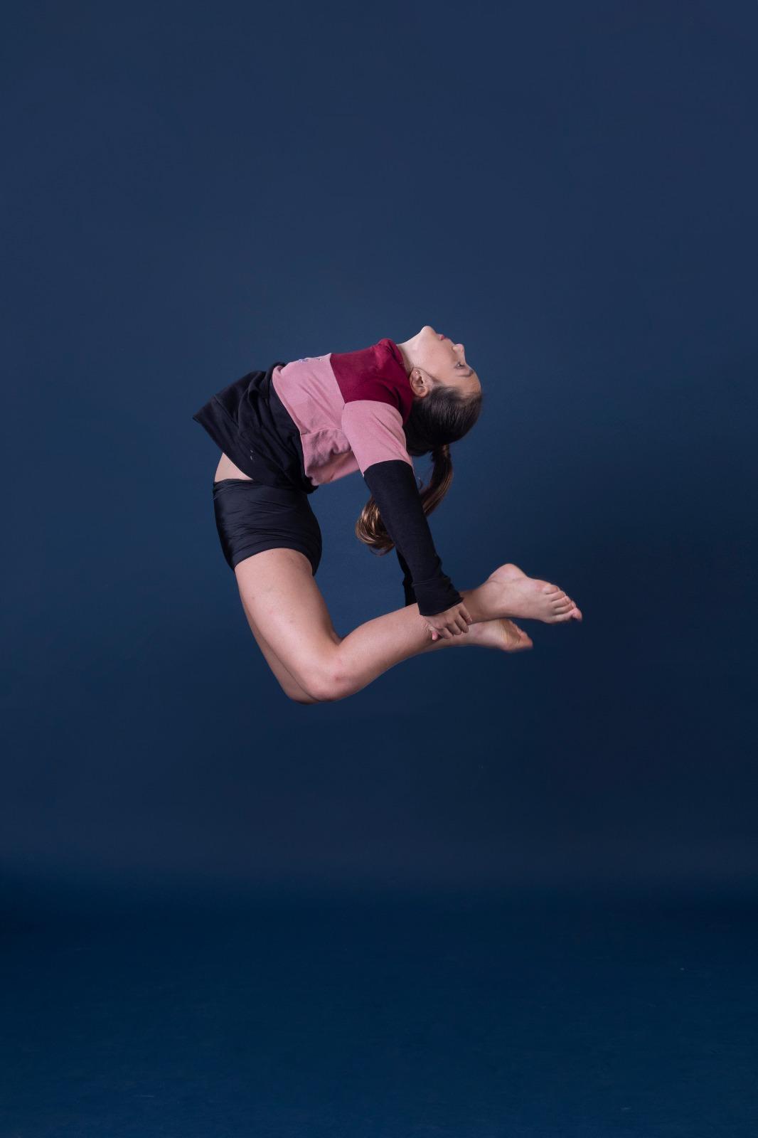 dancer on air