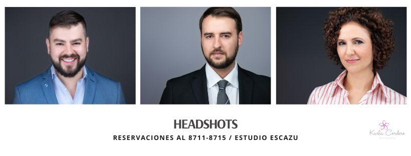 Headshots Cover enero