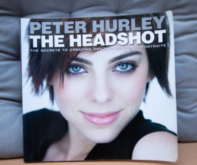 The Headshots, book by Peter Hurley