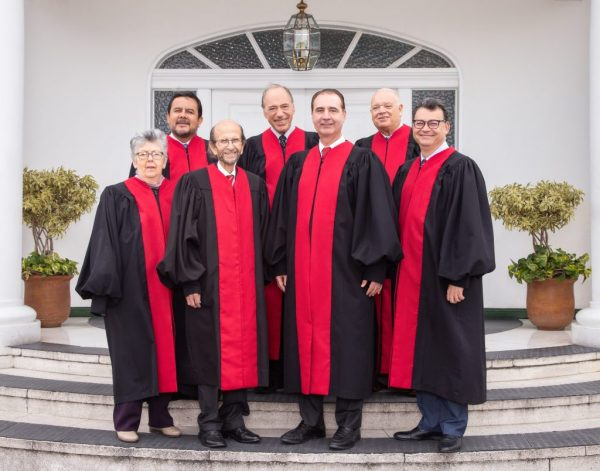 fotografia corte interamericana de derehos humanos diplomaticos foto oficial jueces costa rica
