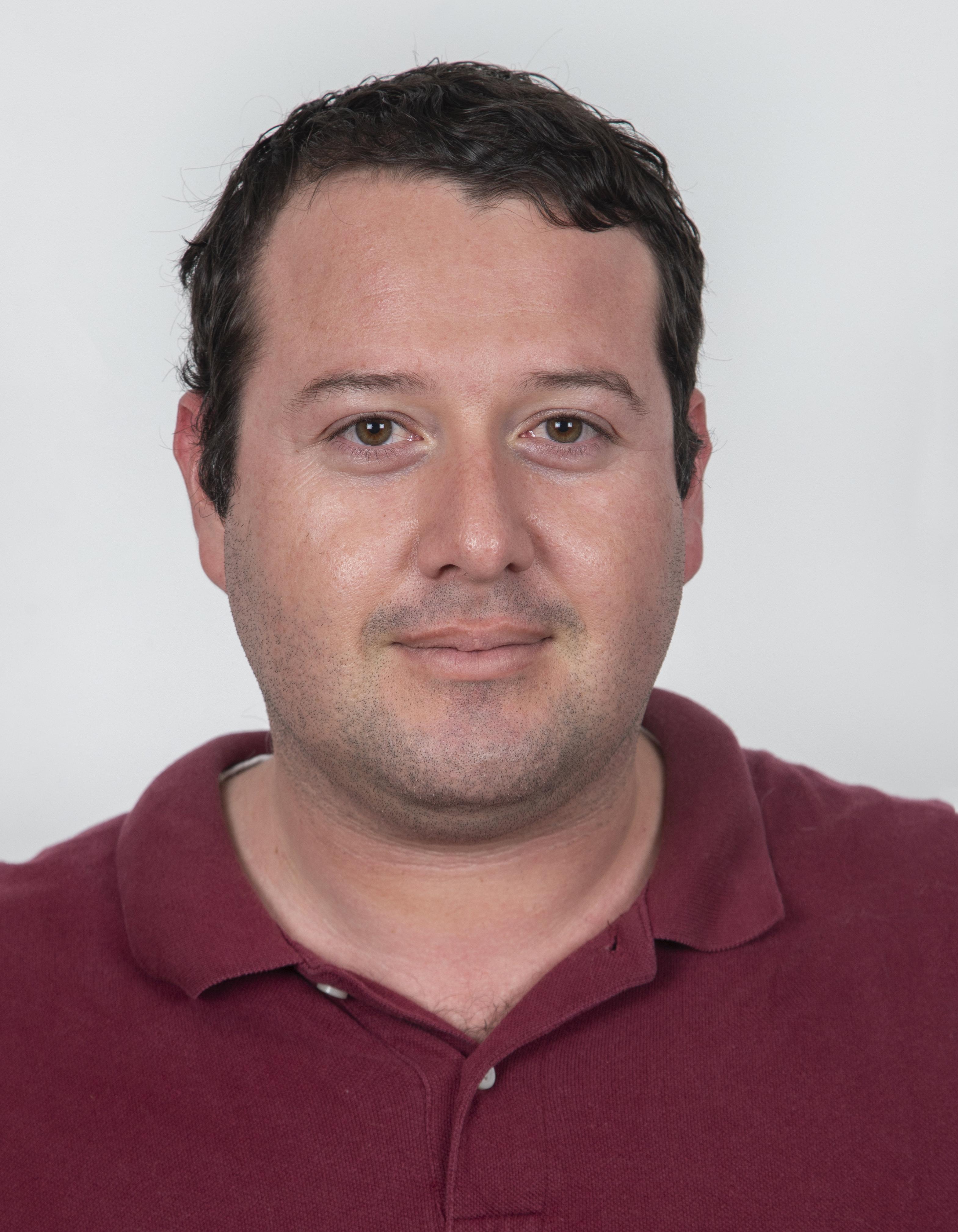 Foto pasaporte Hombre