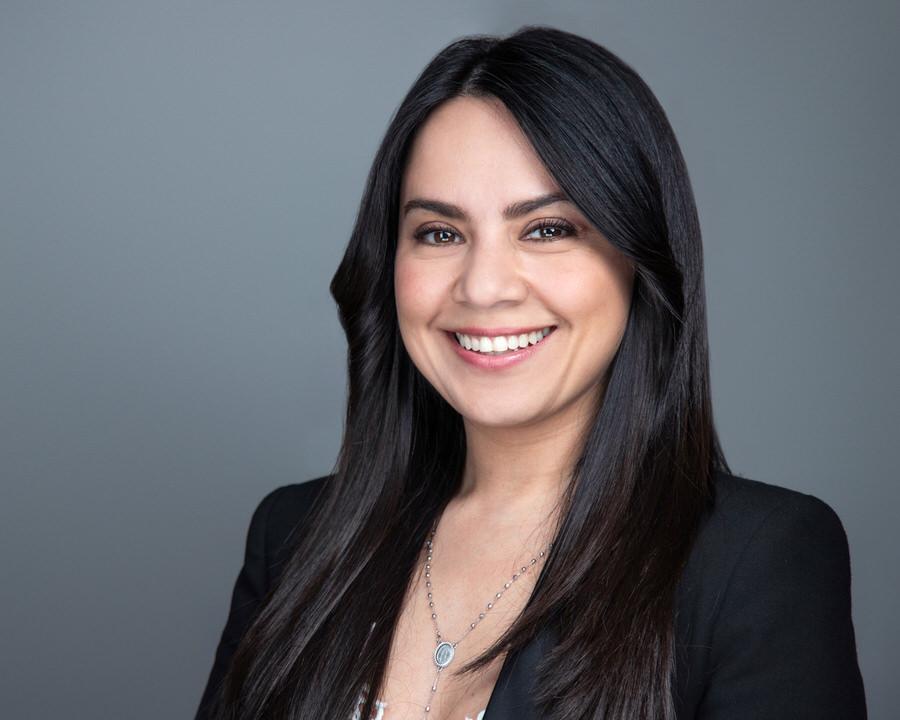 Headshot retrato corporativo mujer