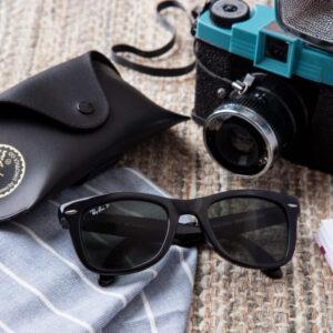 Fotografia de producto, Ray Ban sun glasses, Karla Cordero