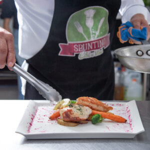 Foto de comida, plato de pollo, Karla Cordero Photography