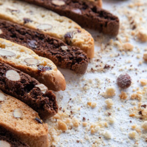 Foto de comida, biscotti, Karla Cordero Photography